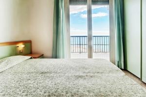 Camera sul mare